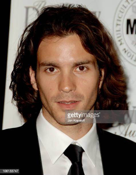 Santiago Cabrera during 14th Annual Diversity Awards Arrivals at Century Plaza Hotel in Century City California United States