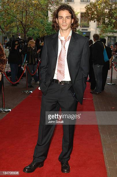 Santiago Cabrera during 31st Annual Toronto International Film Festival Love and Other Disasters Premiere at Ryerson in Toronto Ontario Canada