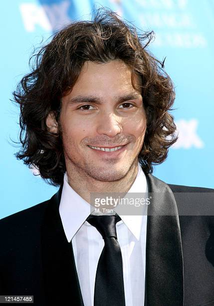 Santiago Cabrera during 38th Annual NAACP Image Awards Arrivals at Shrine Auditorium in Los Angeles California United States