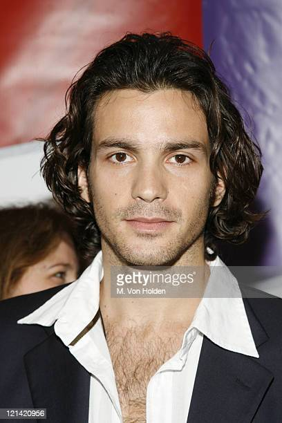 Santiago Cabrera during NBC 20062007 Primetime Preview at Radio City Music Hall in Manhattan New York United States