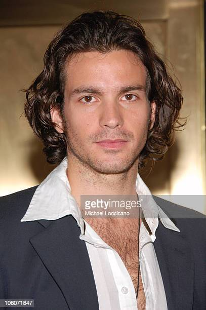 Santiago Cabrera during NBC 20062007 Primetime Upfront at Radio City Music Hall in New York City New York United States