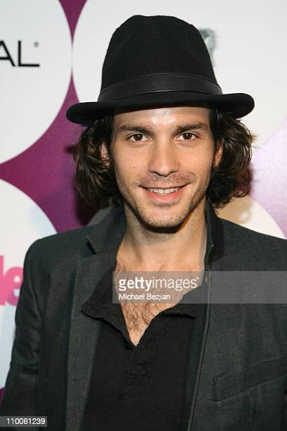Santiago Cabrera during People Magazine Post GRAMMY Party Hosted by Beyonce at ELEVEN Restaurant and Nightclub in West Hollywood California United...