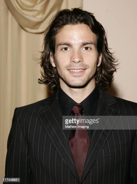 Santiago Cabrera during The 11th Annual PRISM Awards Arrivals at The Beverly Hills Hotel in Beverly Hills California United States