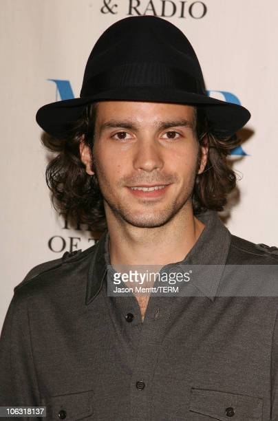 Santiago Cabrera during The 24th Annual William S Paley Television Festival An Evening with Heroes at DGA in Hollywood California United States
