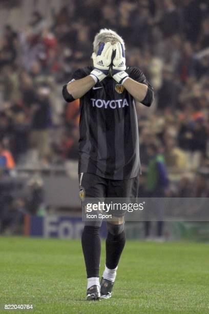 Santiago CANIZARES Valence / Schalke 04 Champions League