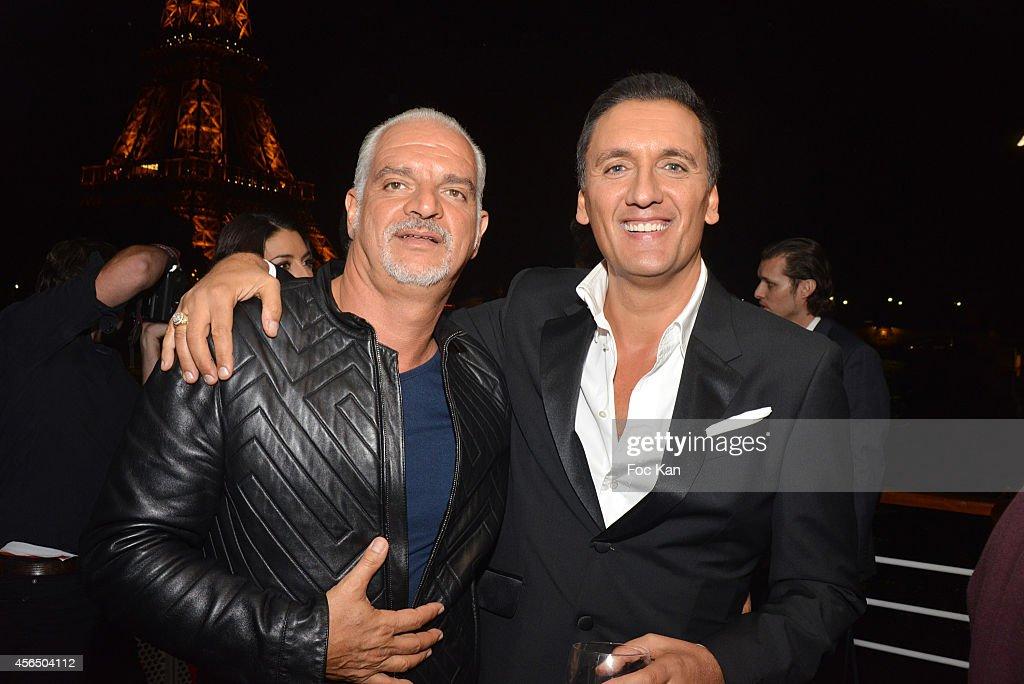 'For Ever Gentlemen ' CD Launch Party At Le Paris : News Photo