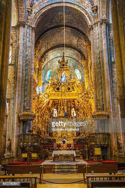 Santiago Cathedral in Galicia