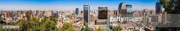 santiago, chile - santiago região metropolitana de santiago - fotografias e filmes do acervo