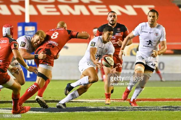 Santiago CHOCOBARES of Toulouse during the Top 14 match between Toulon and Toulouse at Felix Mayol Stadium on May 8, 2021 in Toulon, France.