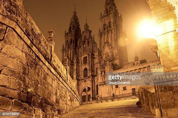 Santiago de Compostela, Galicia, Spain. St. James'