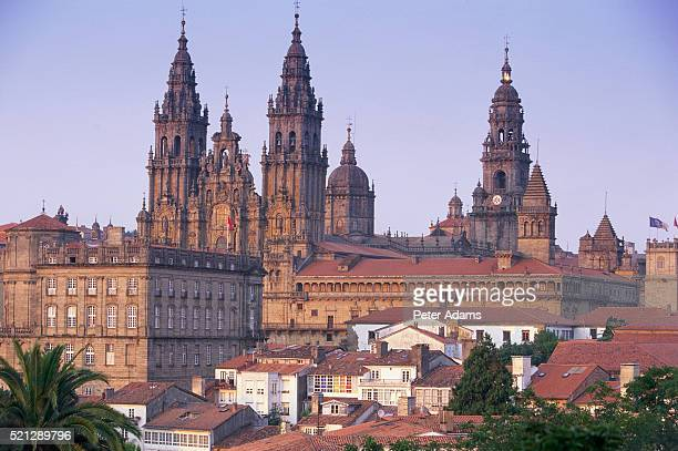 santiago de compostella - santiago de compostela stock pictures, royalty-free photos & images
