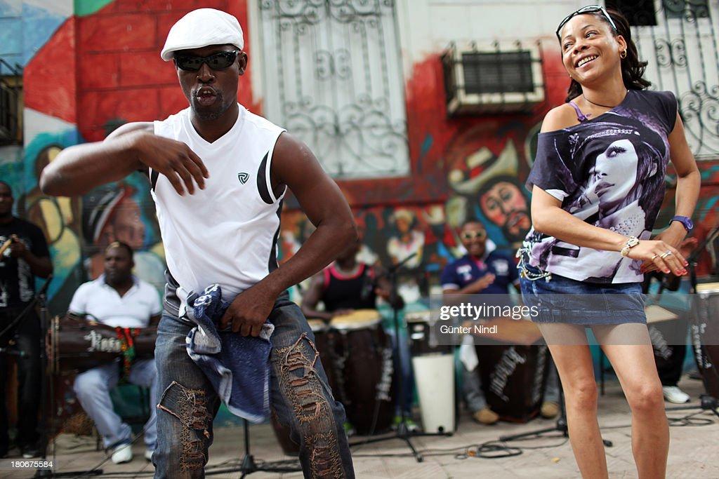 Santiago de Cuba / Rumba : News Photo