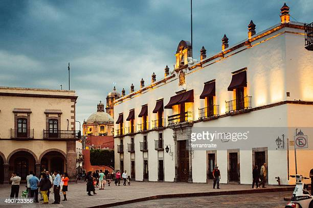 santiago de queretaro mexico - queretaro state stock pictures, royalty-free photos & images