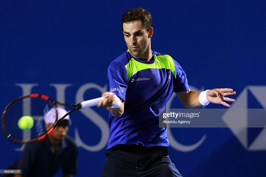 Mexican Tennis Open 2015 - Day 1 : News Photo