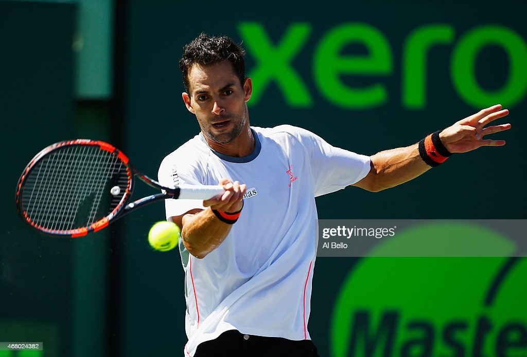 Miami Open Tennis - Day 7 : News Photo