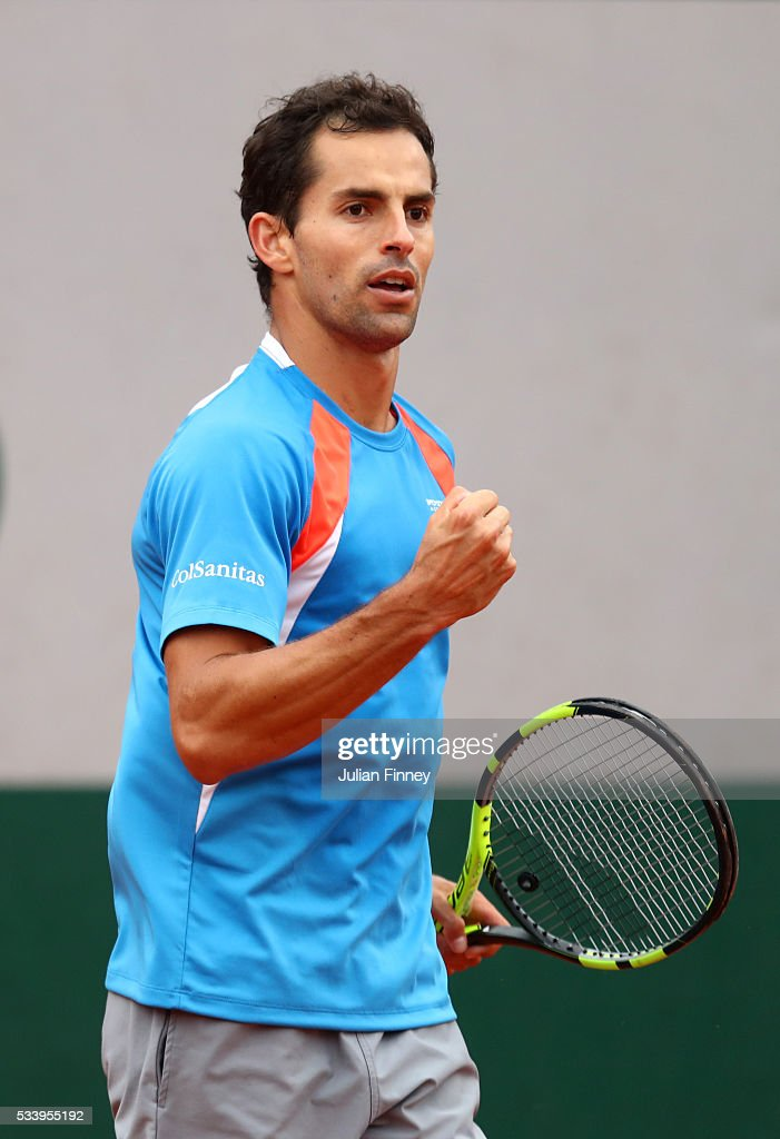 2016 French Open - Day Three