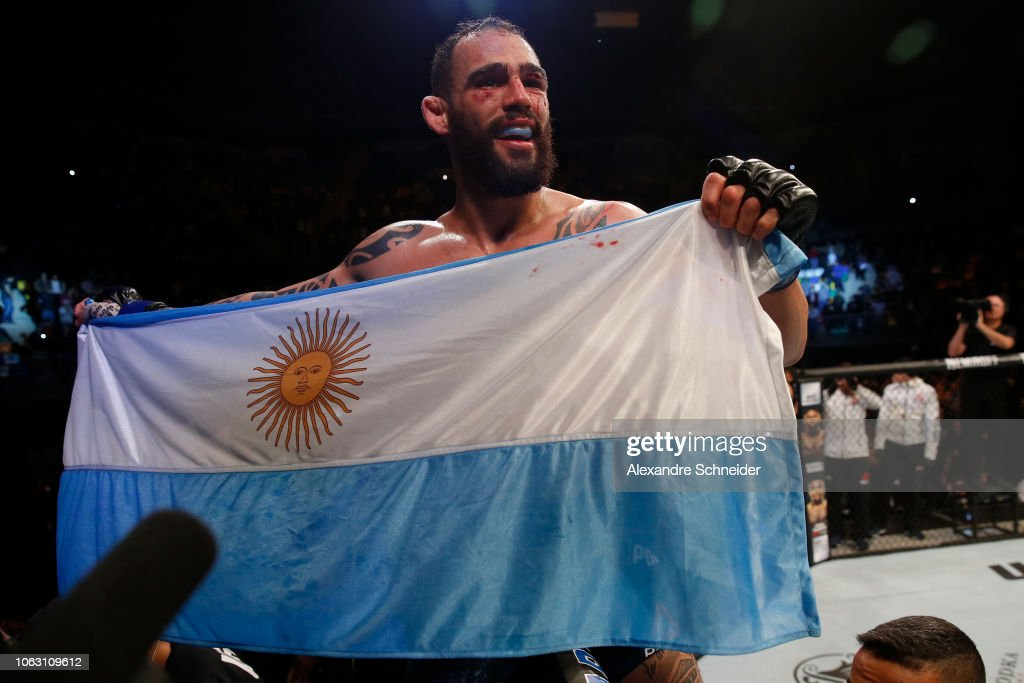 UFC Fight Night: Magny v Ponzinibbio : ニュース写真
