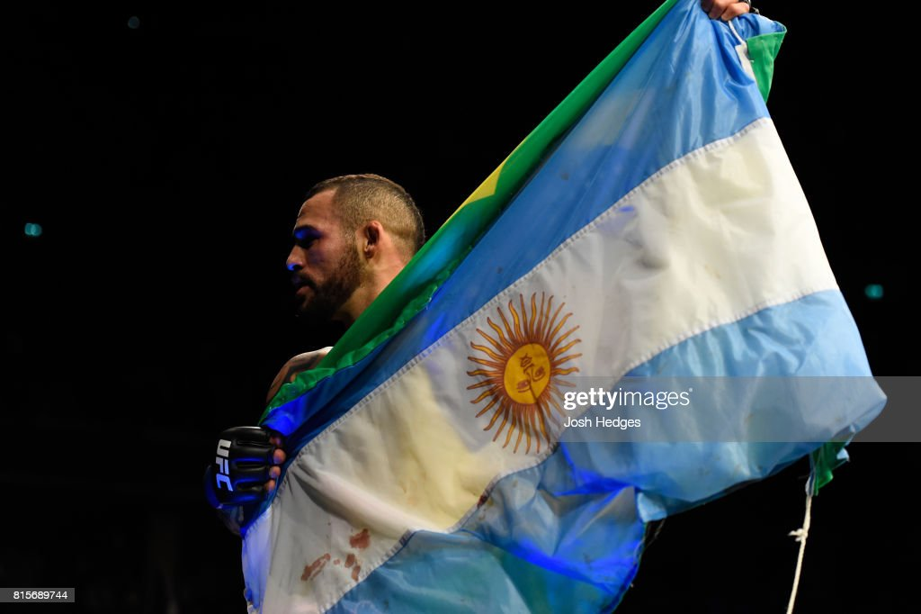UFC Fight Night: Nelson v Ponzinibbio