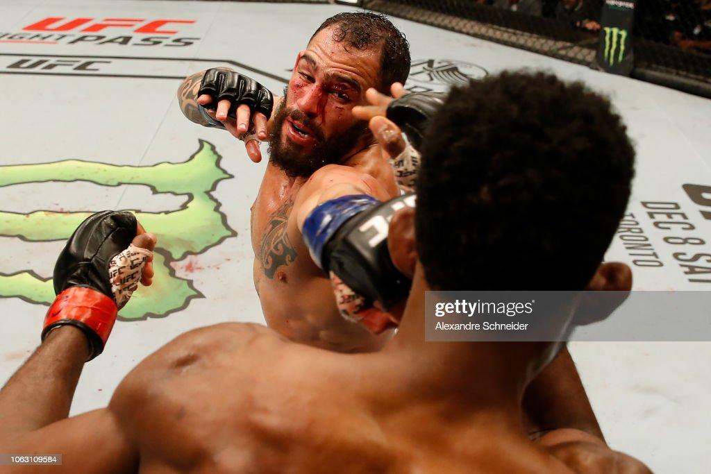 UFC Fight Night: Magny v Ponzinibbio : News Photo