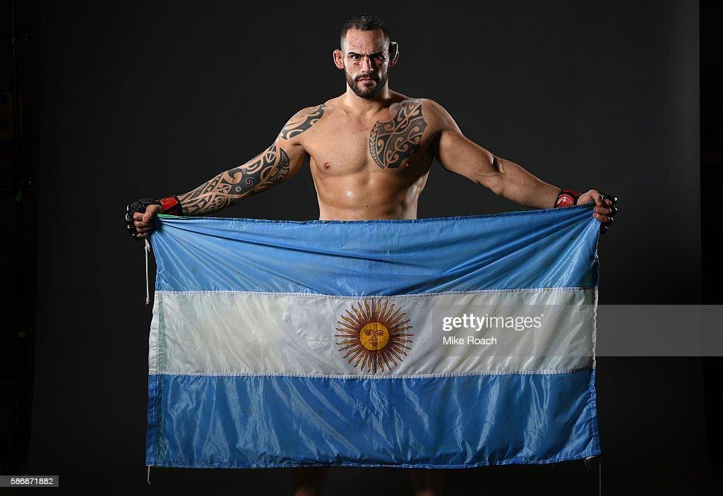 UFC Fight Night: Rodriguez v Caceres