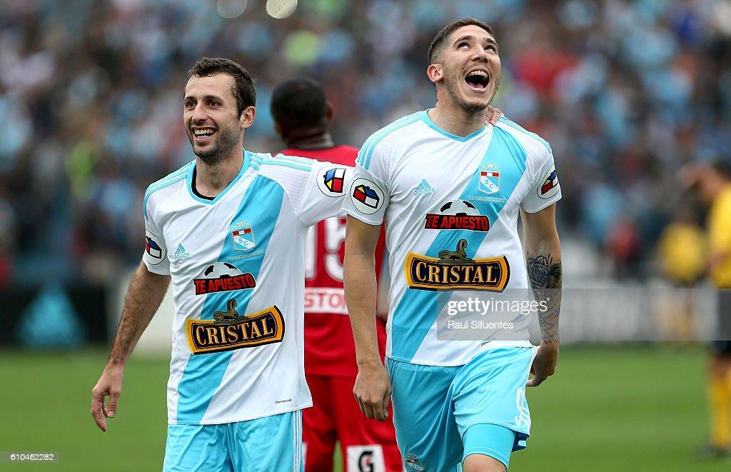 Sporting Cristal v Juan Aurich - Liguilla 2016