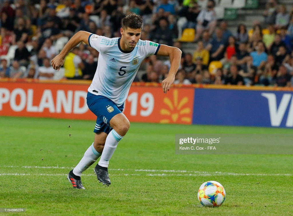 Argentina v Mali: Round of 16  - 2019 FIFA U-20 World Cup : News Photo