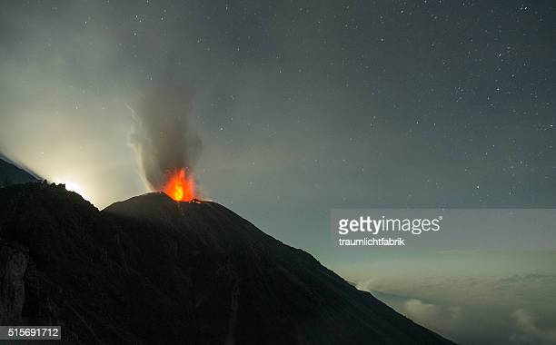 Santiaguito Lava