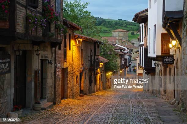Santillana del Mar - Cantabria - Spain