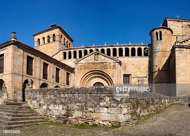 Iglesia Santillana del Mar