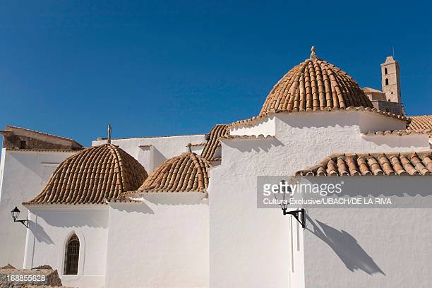 Santo Domingo church, Dalt Vila, Ibiza Town, Ibiza