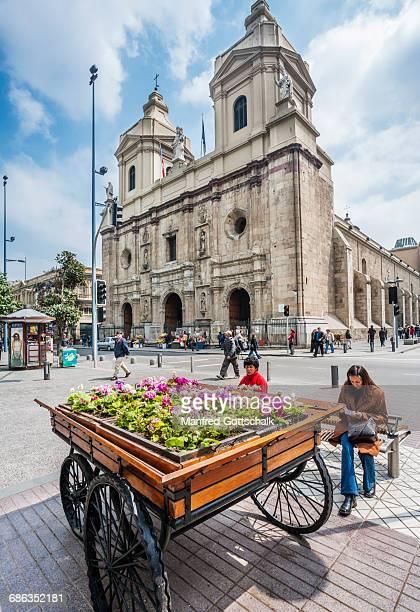 Santo Domingo Church Santiago