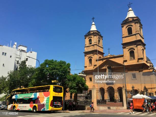 Santo Domingo Convent in downtown Buenos Aires, Argentina
