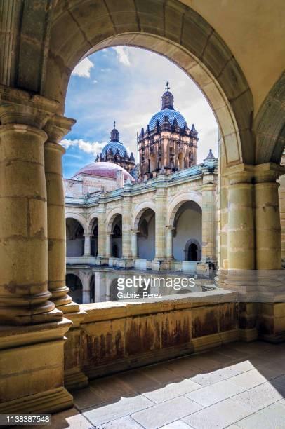 santo domingo de guzman catholic church - architectural feature stock pictures, royalty-free photos & images