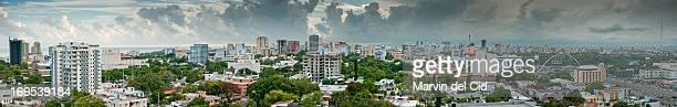 Santo Domingo panoramic image