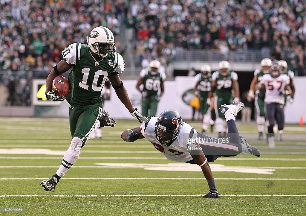 Houston Texans v  New York Jets : ニュース写真