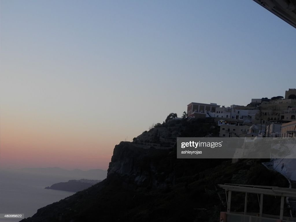 Santorini, Greece : Stock Photo