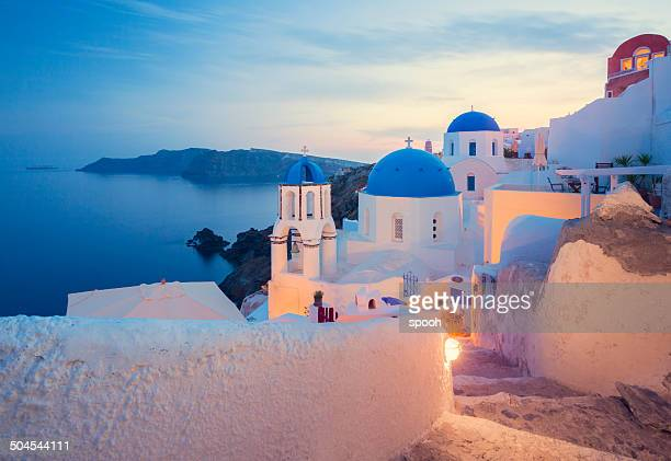 santorini, greece - greece stock pictures, royalty-free photos & images