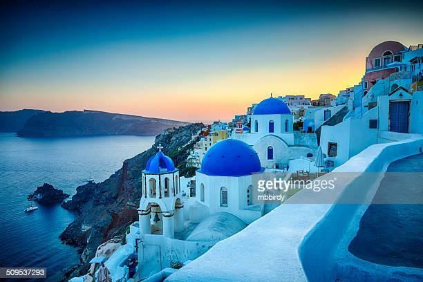 Santorini Oia village, Greece