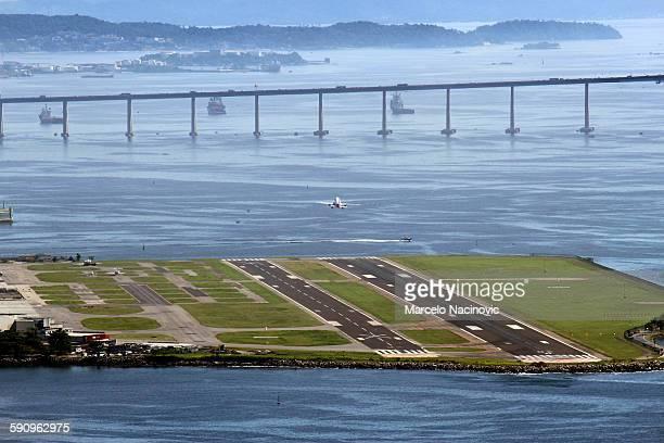 Santos Dumont Airport in Rio de Janeiro