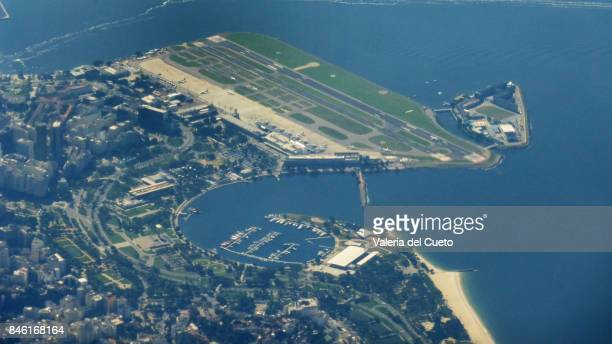 santos dumont airport - sem fim... valéria del cueto stock pictures, royalty-free photos & images