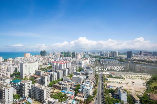sanya city,hainan,china - sanya stock pictures, royalty-free photos & images