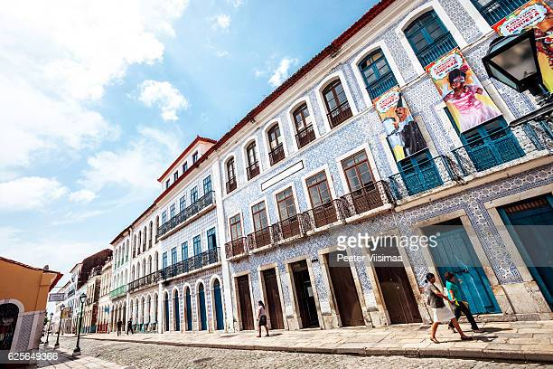 sao luis, brazil. - maranhao state stock pictures, royalty-free photos & images