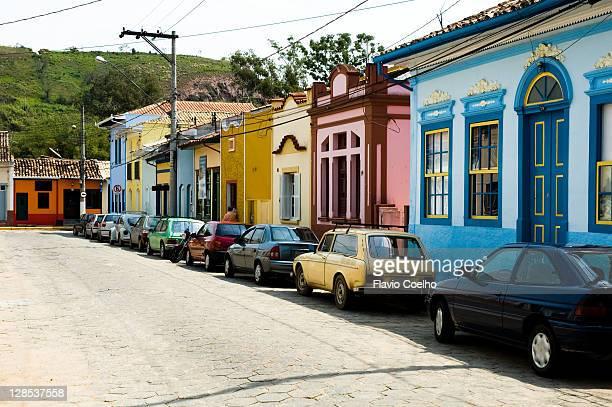 Sao Luis do Paraitinga street