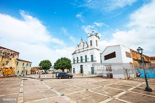 sao luis old town. - sao luis stock pictures, royalty-free photos & images