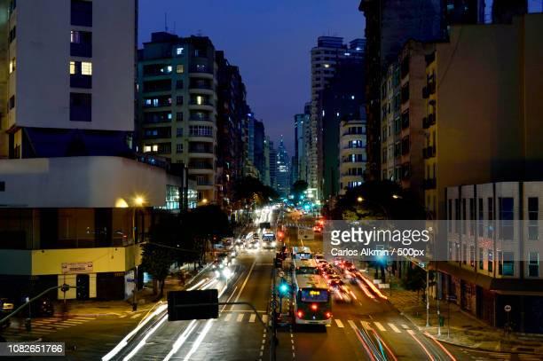 Sao Paulo - Brazil - Sao Joao Avenue