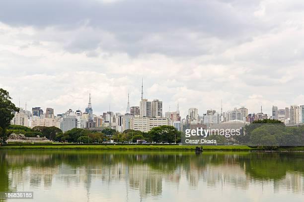 Sao Paulo cityscape
