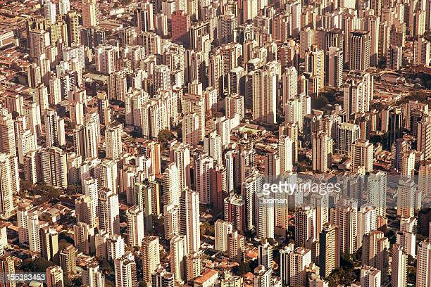 sao paulo large city - borough district type stock pictures, royalty-free photos & images