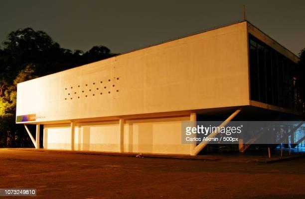 Sao Paulo - Parque Ibirapuera - Museu Afro Brasil