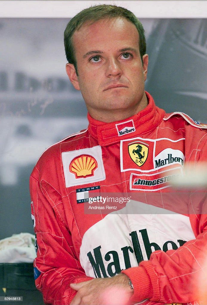 FORMEL 1: GP VON BRASILIEN 2001 : News Photo