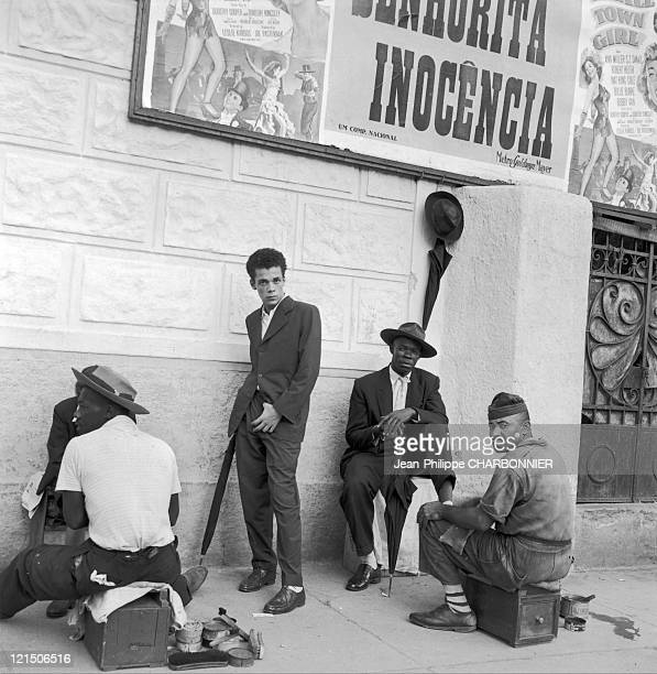 Sao Paulo The Fewer The Shoes The More Shoeblacks Four Days And Four Nights Of Wild Carnival Where Poor And Rich Disguised Rub Shoulders And Help To...
